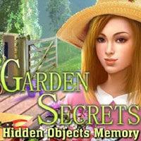 Garden Secrets Memory