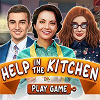 Help in the Kitchen