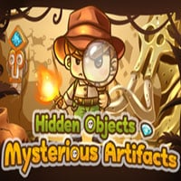 Hidden Objects Mysterious Artifacts