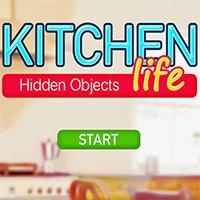 Kitchen Life Hidden Objects