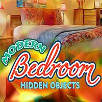 Modern Bedroom Hidden Objects