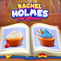 Rachel Holmes: Find Differences