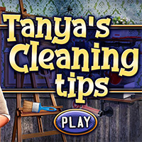 Tanya's Cleaning Tips